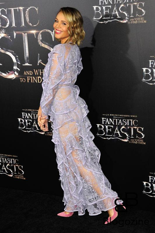 "52228332 Celebrities attend the premiere of ""Fantastic Beasts' in New York City, New York on November 10, 2016. Celebrities attend the premiere of ""Fantastic Beasts' in New York City, New York on November 10, 2016. Pictured: Carmen Ejogo FameFlynet, Inc - Beverly Hills, CA, USA - +1 (310) 505-9876"