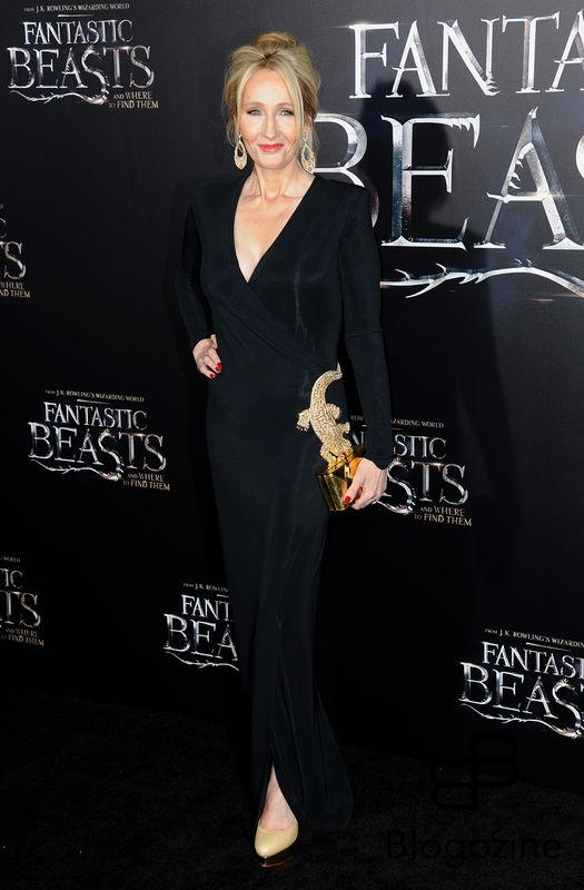 52228726 Celebrities attend the premiere of 'Fantastic Beasts' at The Chinese Theater in Hollywood, California on November 10, 2016. FameFlynet, Inc - Beverly Hills, CA, USA - +1 (310) 505-9876 RESTRICTIONS APPLY: NO FRANCE