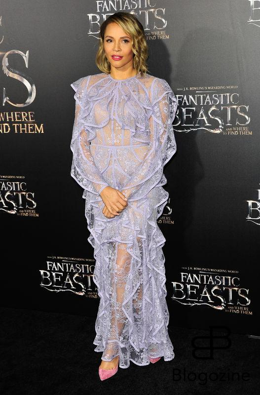 "52228331 Celebrities attend the premiere of ""Fantastic Beasts' in New York City, New York on November 10, 2016. Celebrities attend the premiere of ""Fantastic Beasts' in New York City, New York on November 10, 2016. Pictured: Carmen Ejogo FameFlynet, Inc - Beverly Hills, CA, USA - +1 (310) 505-9876"