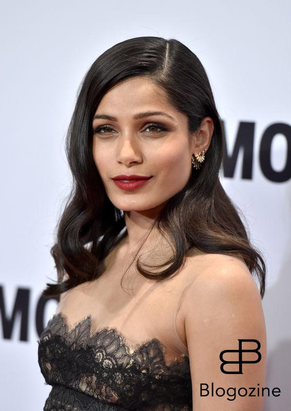Freida Pinto attends Glamour Women Of The Year 2016 at NeueHouse Hollywood on November 14, 2016 in Los Angeles, CA, USA. Photo by Lionel Hahn/ABACAPRESS.COM