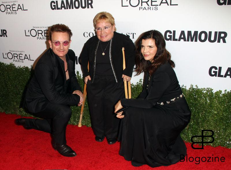 52231677 Glamour Women Of The Year 2016 held at The NeueHouse in Hollywood, California on 11/14/16. Glamour Women Of The Year 2016 held at The NeueHouse in Hollywood, California on 11/14/16. Bono FameFlynet, Inc - Beverly Hills, CA, USA - +1 (310) 505-9876