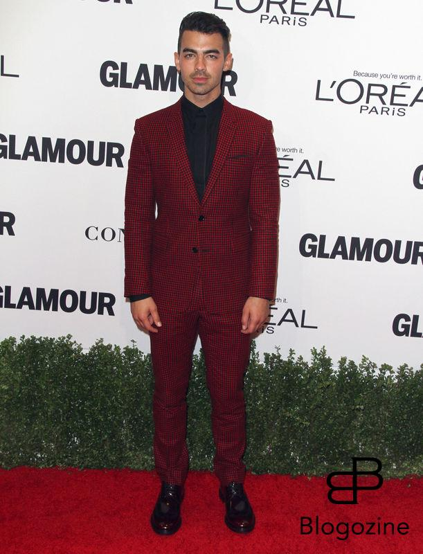 52231700 Glamour Women Of The Year 2016 held at The NeueHouse in Hollywood, California on 11/14/16. Glamour Women Of The Year 2016 held at The NeueHouse in Hollywood, California on 11/14/16. Joe Jonas FameFlynet, Inc - Beverly Hills, CA, USA - +1 (310) 505-9876