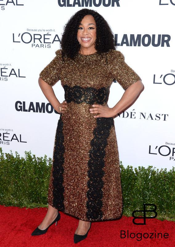 Shonda Rhymes attends Glamour Women Of The Year 2016 at NeueHouse Hollywood on November 14, 2016 in Los Angeles, CA, USA. Photo by Lionel Hahn/ABACAPRESS.COM
