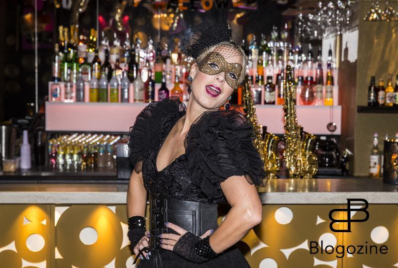 2016-11-02 Halloweenfest på Golden Hits. På Bilden: Jenny Pettersson COPYRIGHT STELLA PICTURES