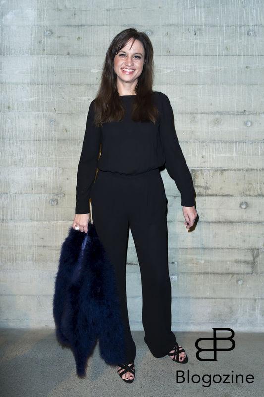 2016-11-03 Lars Wallins jubileumsutställningen Fashion Stories på Artipelag På Bilden: Petra Mede COPYRIGHT Jari Kantola/STELLA PICTURES