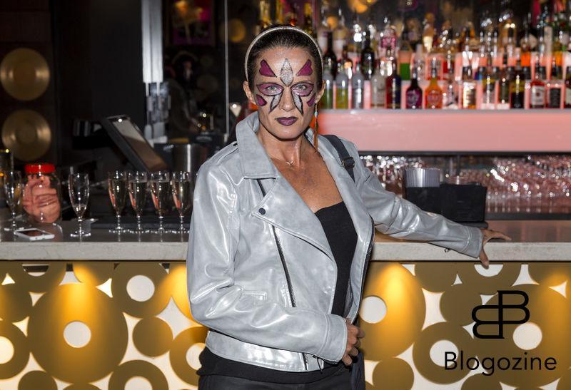 2016-11-02 Halloweenfest på Golden Hits. På Bilden: Malin Berghagen COPYRIGHT STELLA PICTURES