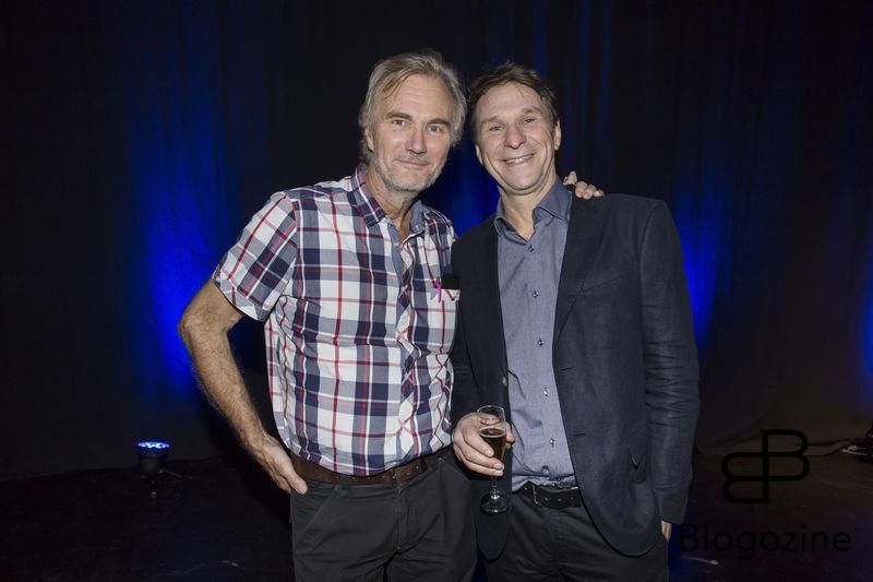 2016-11-16 Svt fyller 60 år. På Bilden: Harald Treutiger och Anders Lundin COPYRIGHT STELLA PICTURES