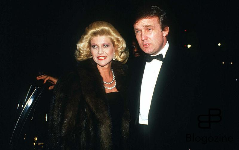 """DONALD TRUMP"" ""IVANA TRUMP"" SOIREE ""VANITY FAIR"" ""PLAN AMERICAIN"""