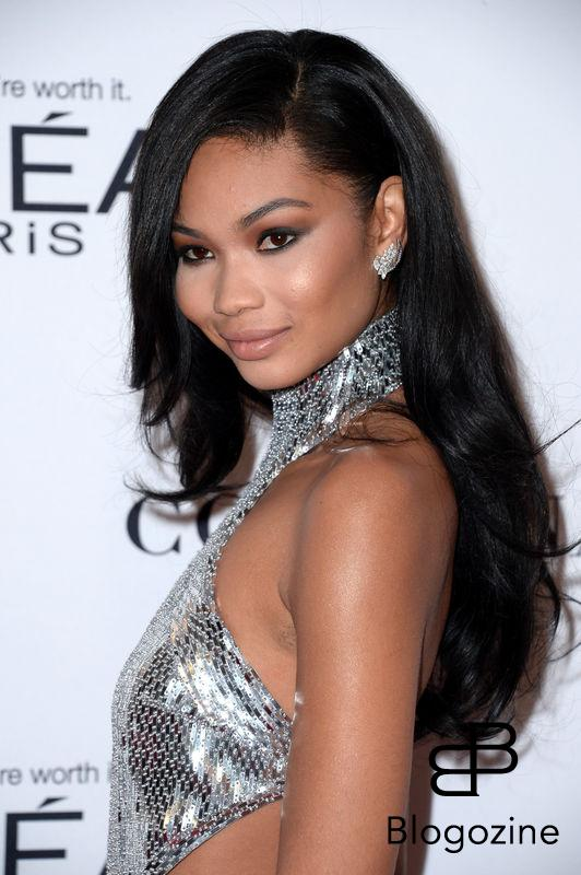 Chanel Iman attends Glamour Women Of The Year 2016 at NeueHouse Hollywood on November 14, 2016 in Los Angeles, CA, USA. Photo by Lionel Hahn/ABACAPRESS.COM