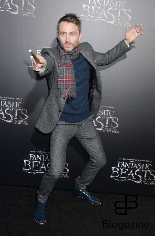 Comedian Chris Hardwick attending the Fantastic Beasts And Where To Find Them world premiere at Alice Tully Hall, Lincoln Center in New York City, NY, USA, on November 10, 2016. Photo by Dennis Van Tine/ABACAPRESS.COM