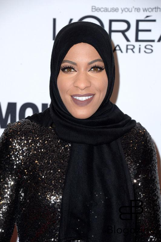 Ibtihaj Muhammad attends Glamour Women Of The Year 2016 at NeueHouse Hollywood on November 14, 2016 in Los Angeles, CA, USA. Photo by Lionel Hahn/ABACAPRESS.COM