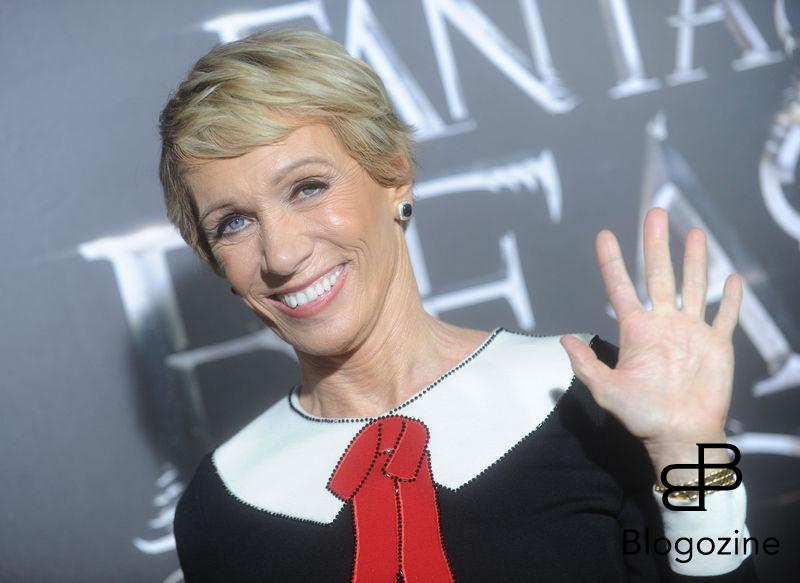 Barbara Corcoran attending the Fantastic Beasts And Where To Find Them world premiere at Alice Tully Hall, Lincoln Center in New York City, NY, USA, on November 10, 2016. Photo by Dennis Van Tine/ABACAPRESS.COM