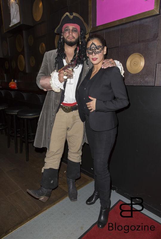 2016-11-02 Halloweenfest på Golden Hits. På Bilden: Malin Arvidsson COPYRIGHT STELLA PICTURES