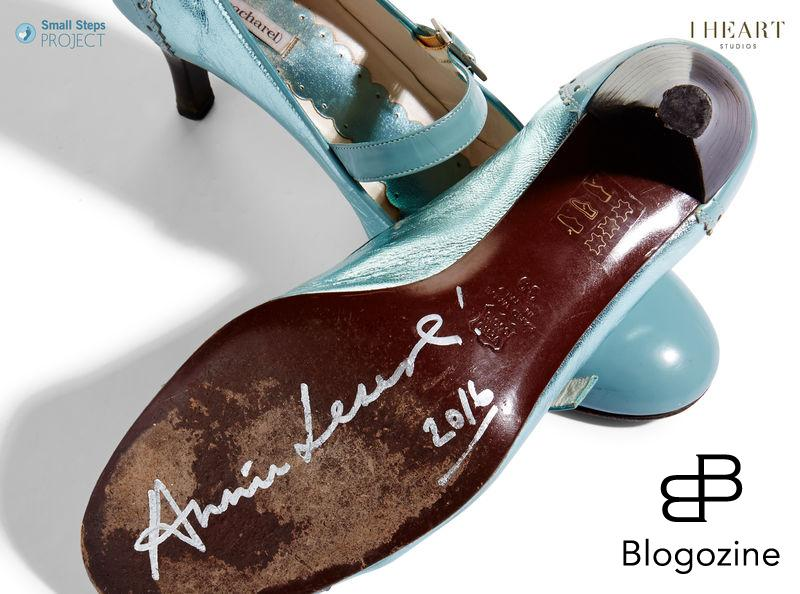 "Now in its seventh year, the Small Steps Celebrity Shoe Auction is back and will be going live online at Charity Stars on Tuesday 1st November 2016. Hundreds of celebrities around the world are taking a small step by donating their very own signed shoes to help support barefoot children living on landfill sites. Among this year's participating celebrities are Kate Moss, Chris Martin and Coldplay, Benedict Cumberbatch, Emma Watson, Oprah Winfrey, Lionel Messi, Roger Federer, Joan Smalls, Alesha Dixon, Theo Walcott, Cesc Fabregas, Bastille, Bonnie Wright, Brian May, Ant and Dec, Dita Von Teese, Helena Christensen, Jack Garratt, Jess Glynne, Jonny Wilkinson, Lisa Kudrow, Madness, Maria Sharapova, Matt Le Blanc, Mel C, Muse,Olly Murs, Rachel McAdams, Rita Ora, Rod Stewart, Roger Federer, Ricky Gervais, Simon Pegg and Annie Lennox. Founder and CEO Amy Hanson says: ""We are always blown away by the support that celebrities show us, and this year the response has been truly phenomenal once again. These celebrity donors are really using their status to help create awareness for children in poverty."" CharityStars' MD Robert Robinson said: ""Our aim is to deliver impacting and sustainable fundraising solutions for the non-profit sectors so we are delighted to be running this auction for Small Steps and hope to raise lots of money for a fantastic cause."""