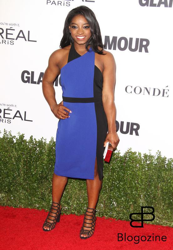 52231593 Glamour Women Of The Year 2016 held at The NeueHouse in Hollywood, California on 11/14/16. Glamour Women Of The Year 2016 held at The NeueHouse in Hollywood, California on 11/14/16. Simone Biles FameFlynet, Inc - Beverly Hills, CA, USA - +1 (310) 505-9876