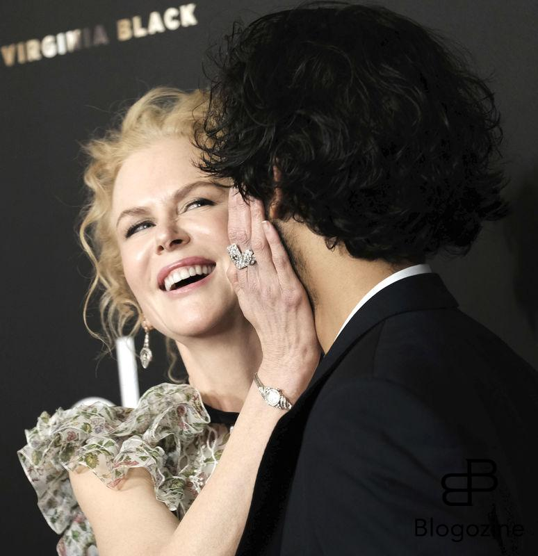 52224709 Celebrities at the 20th Annual Hollywood Film Awards held at the Beverly Hilton Hotel in Beverly Hills, California on November 6, 2016.  Celebrities at the 20th Annual Hollywood Film Awards held at the Beverly Hilton Hotel in Beverly Hills, California on November 6, 2016.  Pictured: Nicole Kidman, Dev Patel FameFlynet, Inc - Beverly Hills, CA, USA - +1 (310) 505-9876 RESTRICTIONS APPLY: NO FRANCE