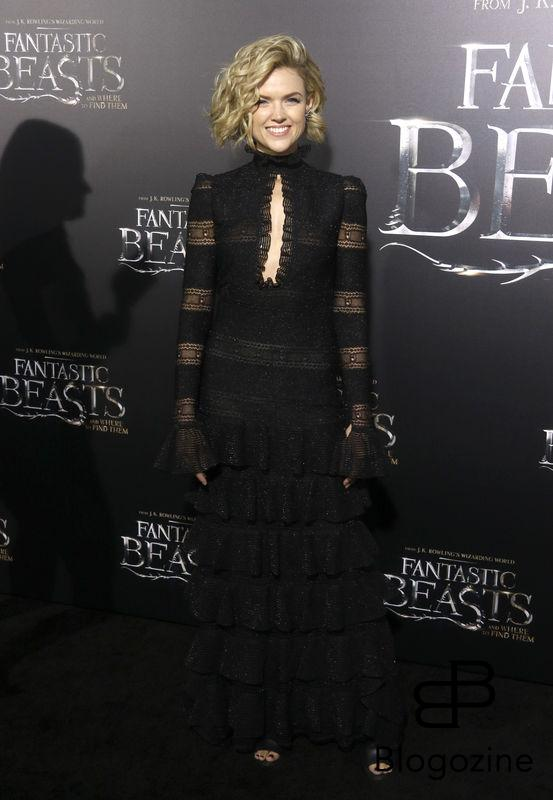 "52228403 Celebrities attend the premiere of ""Fantastic Beasts' in New York City, New York on November 10, 2016. FameFlynet, Inc - Beverly Hills, CA, USA - +1 (310) 505-9876"