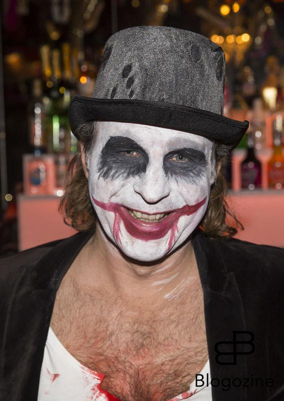 2016-11-02 Halloweenfest på Golden Hits. På Bilden: Patrik Isaksson COPYRIGHT STELLA PICTURES