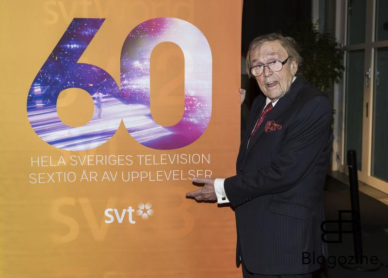 2016-11-16 Svt fyller 60 år. På Bilden: Arne Weise COPYRIGHT STELLA PICTURES