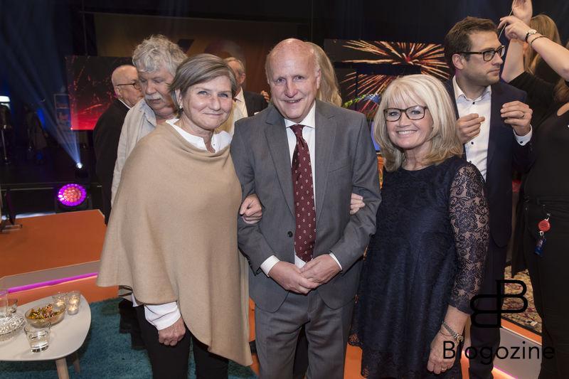 2016-11-16 Svt fyller 60 år. På Bilden: Arne Hegerfors COPYRIGHT STELLA PICTURES