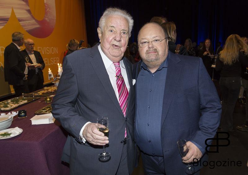 2016-11-16 Svt fyller 60 år. På Bilden: Bert Åke Varg och Kalle Moreaus COPYRIGHT STELLA PICTURES